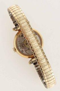 Vintage Ernest Borel Cocktail Kaleidoscope Ladies Dress Wrist Watch