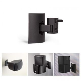 Set of three used OEM wall mount brackets for Bose double cube