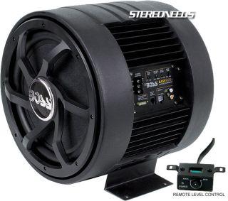 Boss 12 1000 Watt Amplified Subwoofer Car Sub Amp Tube