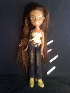 Bratz Girlz Girls Magic Hair Style Sasha Doll RARE Beautiful
