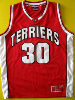 Boston University Terriers Basketball Jersey Youth Boys M college