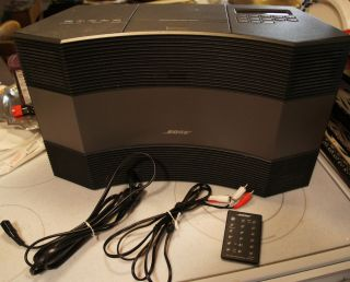 Bose Acoustic Wave Music System Model CD 3000