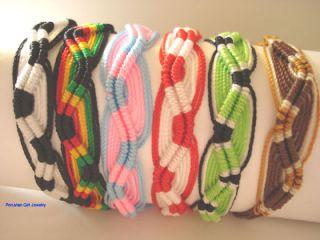 100 Friendship Bracelets Wholesale Jewelry Peruvian Lot
