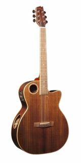 Boulder Creek ECGC 8N Gold Series Grand Concert Acoustic Electric
