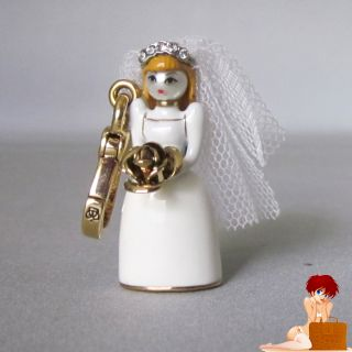 Juicy Couture Bride 2011 Limited Edition Charm Gold Bride Only