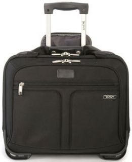 Boyt Mach 6 0 Deluxe Wheeled Tote Carry On Laptop Luggage Bag Black