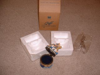 Avon Gift Collection Noahs Ark Treasure Box Trinket