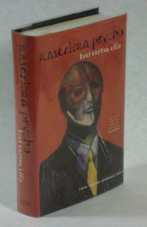 Psycho 1st HC Edition 1st Printing Bret Easton Ellis Fine Fine