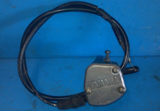 Yamaha Raptor 660 Thumb Throttle Cable 660R ATV HP