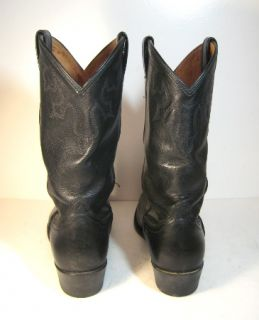 Ariat Mens Cowboy Western Boots Size 10 5 Very Nice