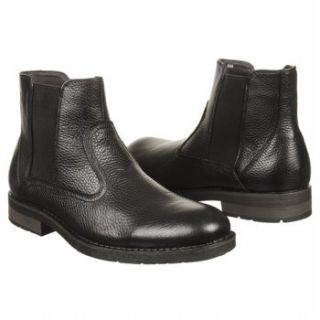 Dockers Talmadge Mens Black Leather Winter Boots Retail Price $125 NWB