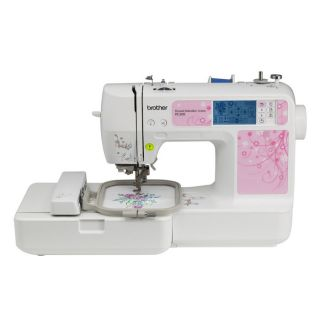 Brother Sewing Machine PE500 Embroidery Machine, from Brookstone