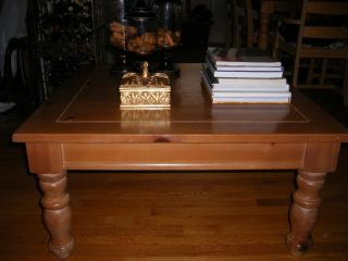 Broyhill Fontana Coffee Table On Popscreen