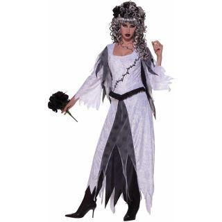 Monster Bride Adult Costume Monster Bride Frankenstein Bride of