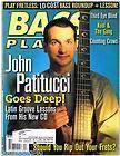 Bass Player Magazine (April 2000)John Patitucci /Third Eye Blind