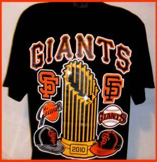 San Francisco SF Giants World Series Shirt Jacket 2010B
