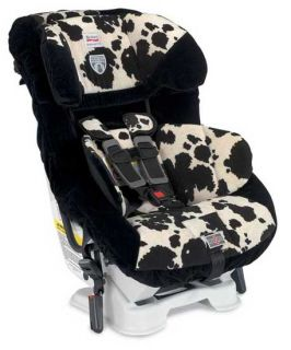 Britax Marathon 70 Convertible Car Seat Cover Set Only Cowmooflage