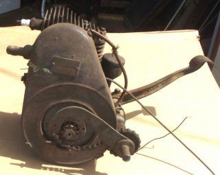 Briggs and Stratton Engine Model L1