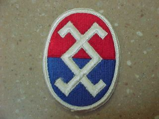 120 TH Army Reserve Command Patch Set of 20 for $9 95