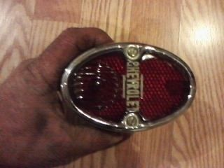 Vintage Chevy tail light assembly 20s or 30s truck rat rod