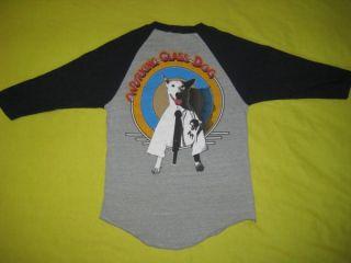 1981 Rick Springfield Vintage Tour Jersey T Shirt 80s S