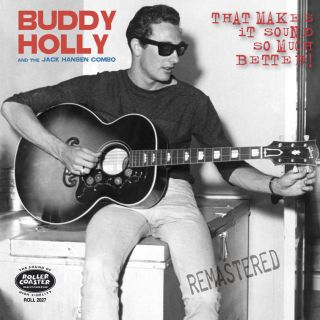 BUDDY HOLLY THAT MAKES IT SOUND SO MUCH BETTER NEW 10 VINYL LP