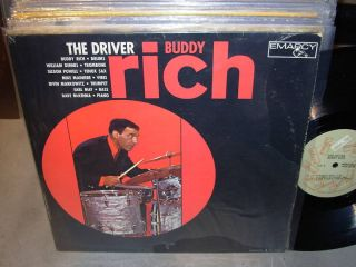 Buddy Rich The Driver Emarcy