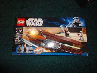 Legos Star Wars Geonosian Starfighter 7959 Brand New