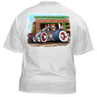 Hot Rod T Shirt Jpvii Volksrod VW Bug Ratrod Volkswagen