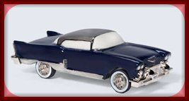 1957 Cadillac Eldorado Brougham NEW Department Dept. 56 Snow Village