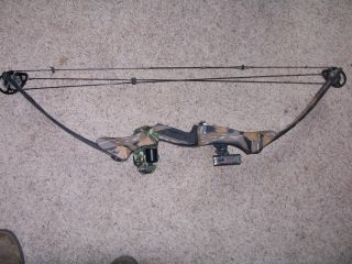 Browning Boss Vortex Compound Bow