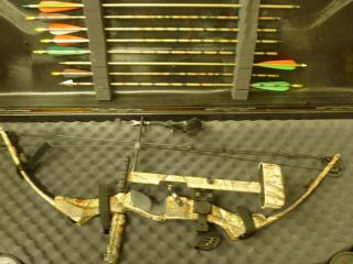 Browning Fusion Compound Bow in Case