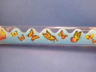 Butterflies Summer Teacher Bulletin Board Wall Border