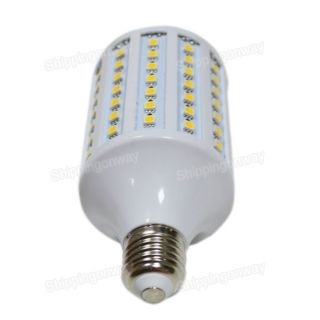 20W E27 Base 102 LED SMD 5050 Corn Light Bulb Lamp Cool White