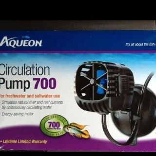 newly listed aqueon aquarium circulation pump 700