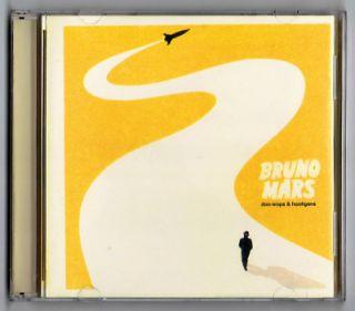 Bruno Mars Doo Wops Hooligans CD New SEALED