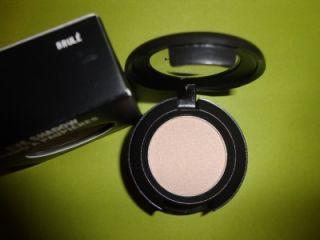 nib mac cosmetics brule eye shadow satin 100 % authentic