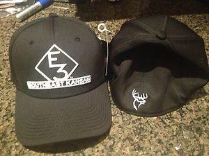 Luke Bryan E3 Farm Rare Hat NWT with RARE Small Buck on Back