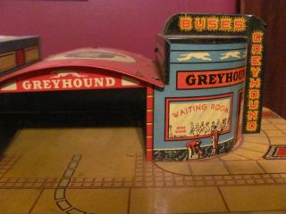 Marx Greyhound Bus Terminal