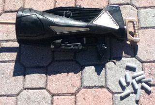 Modified Dart Gun by Buzz Bee