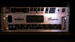 Bugera The Nuke 3 600 Watt Bass Head