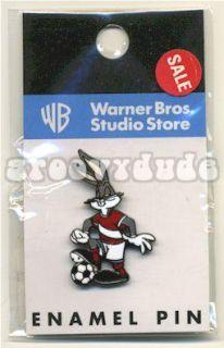 BUGS BUNNY Hat Pin Warner Bros WB Brothers Studio Store Enamel