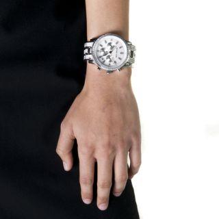 NEW* Michael Kors Showstopper Glitz Chronograph Watch MK5545