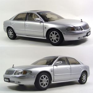 brand buick regal item buick regal color silver features independent