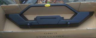 97 06 Jeep Wrangler Black XRC Rock Crawler Front Bumper