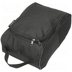 caddy daddy traditional shoe bag black golf policies