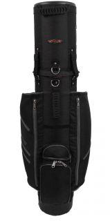 New Caddy Daddy Golf Co Pilot Pro 2 Hybrid Travel Case Black/Grey