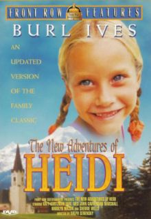 The New Adventures of Heidi Burl Ives DVD 082554354921