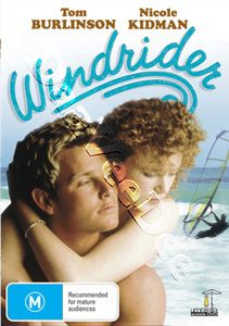 Windrider New PAL Cult DVD Nicole Kidman Tom Burlinson