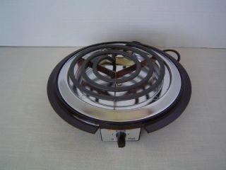 buffet range 6415 electric single burner portable hot plate warmer